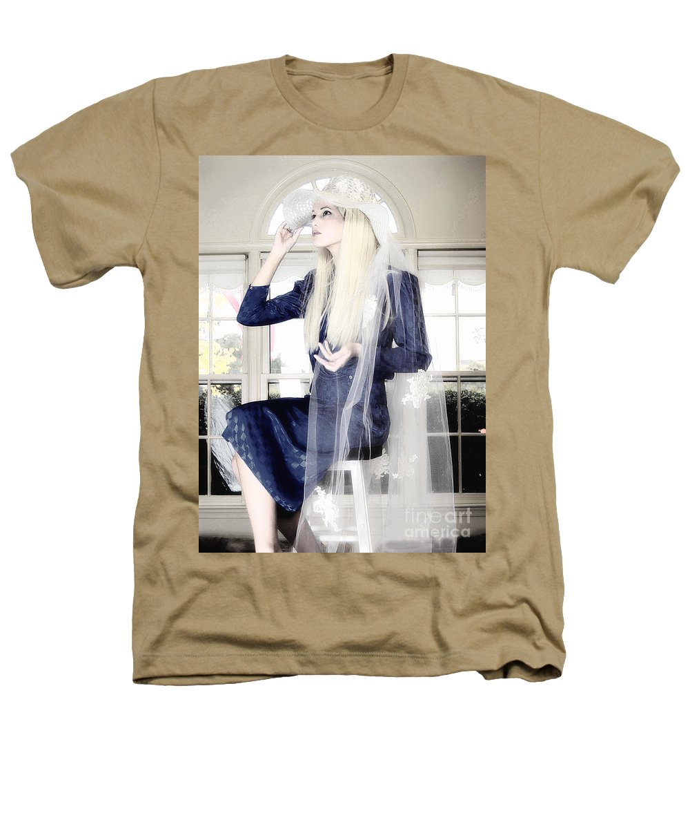 Clay Heathers T-Shirt featuring the photograph Blanco Beauty by Clayton Bruster