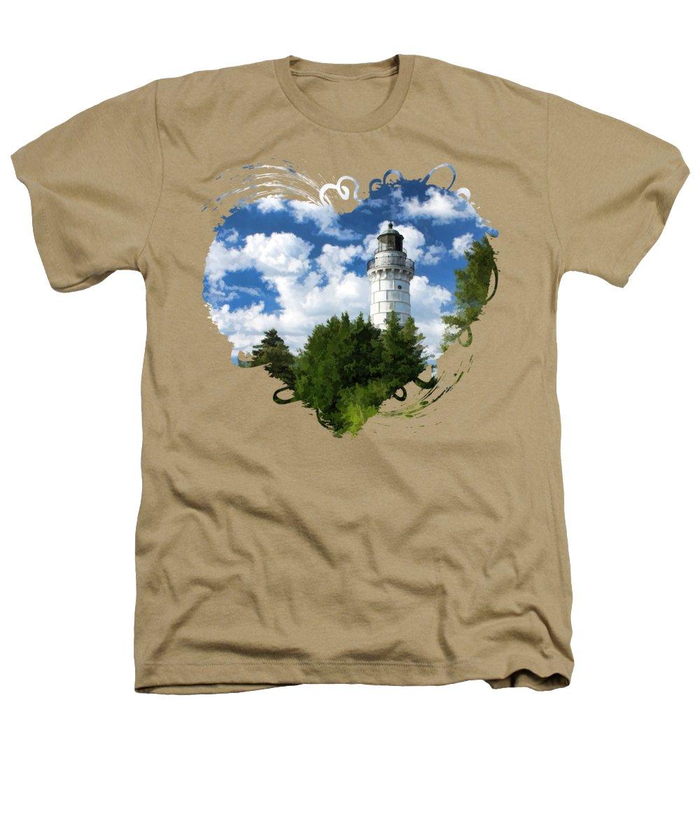 Lake Michigan Heathers T-Shirts
