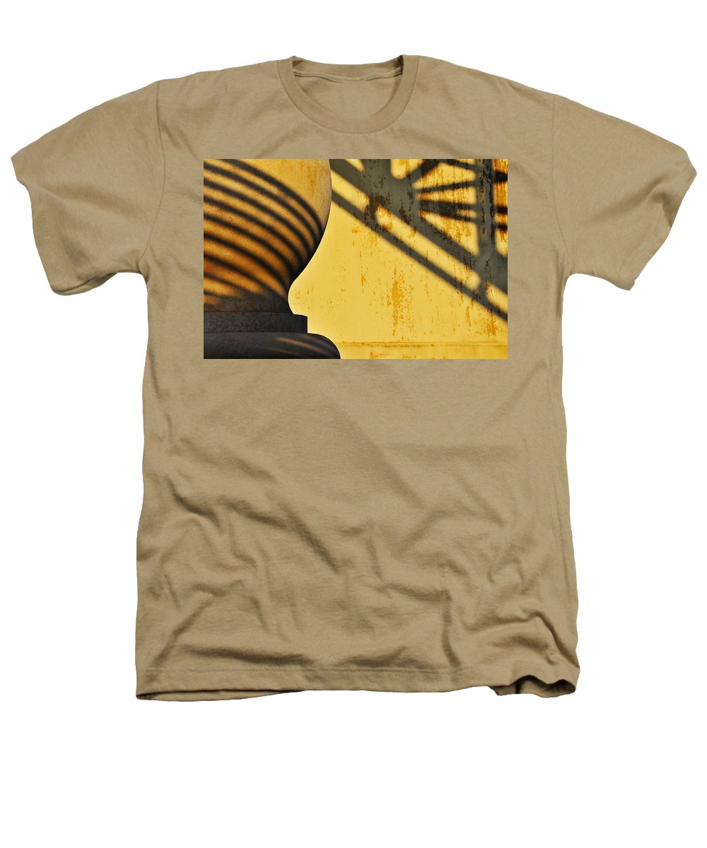 Architecture Heathers T-Shirt featuring the photograph Comb Over by Skip Hunt