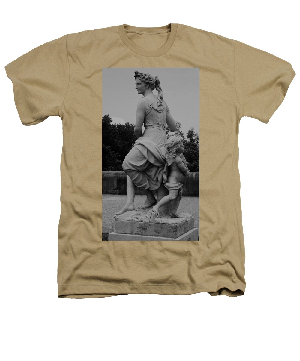 Figurative Heathers T-Shirt featuring the painting Diana by Eric Schiabor