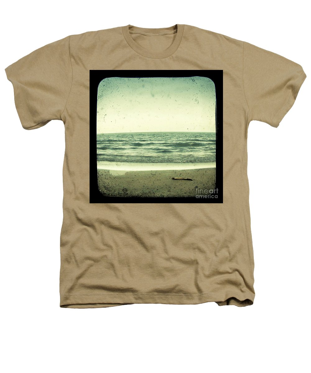 Ttv Heathers T-Shirt featuring the photograph Forget Yesterday by Dana DiPasquale