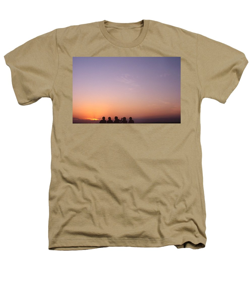 Bahia Heathers T-Shirt featuring the photograph Friends by Patrick Klauss