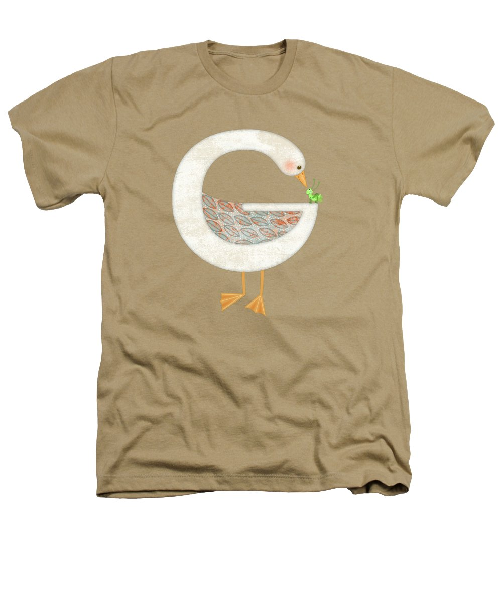 Grasshopper Heathers T-Shirts