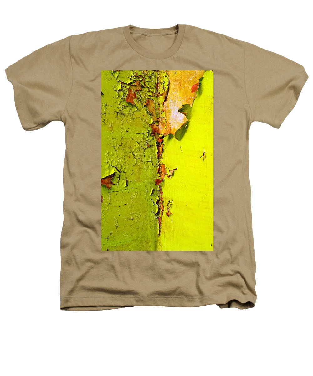Skip Hunt Heathers T-Shirt featuring the photograph Going Green by Skip Hunt