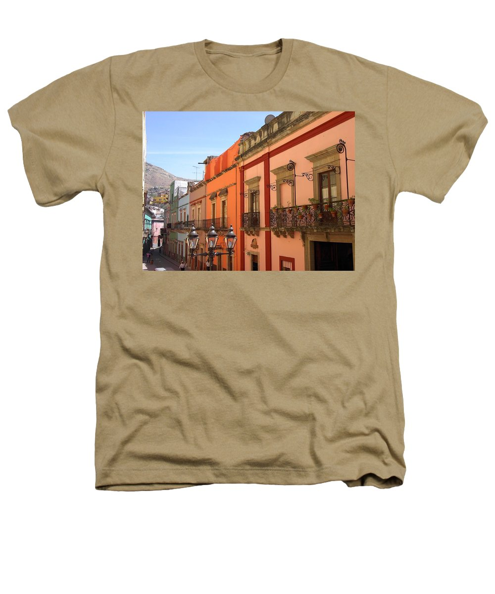 Charity Heathers T-Shirt featuring the photograph Guanajuato by Mary-Lee Sanders