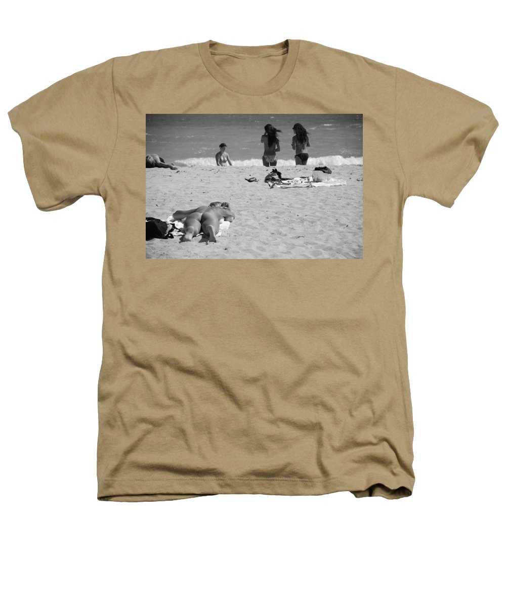 Miami Heathers T-Shirt featuring the photograph Half Dead Half Alive by Rob Hans