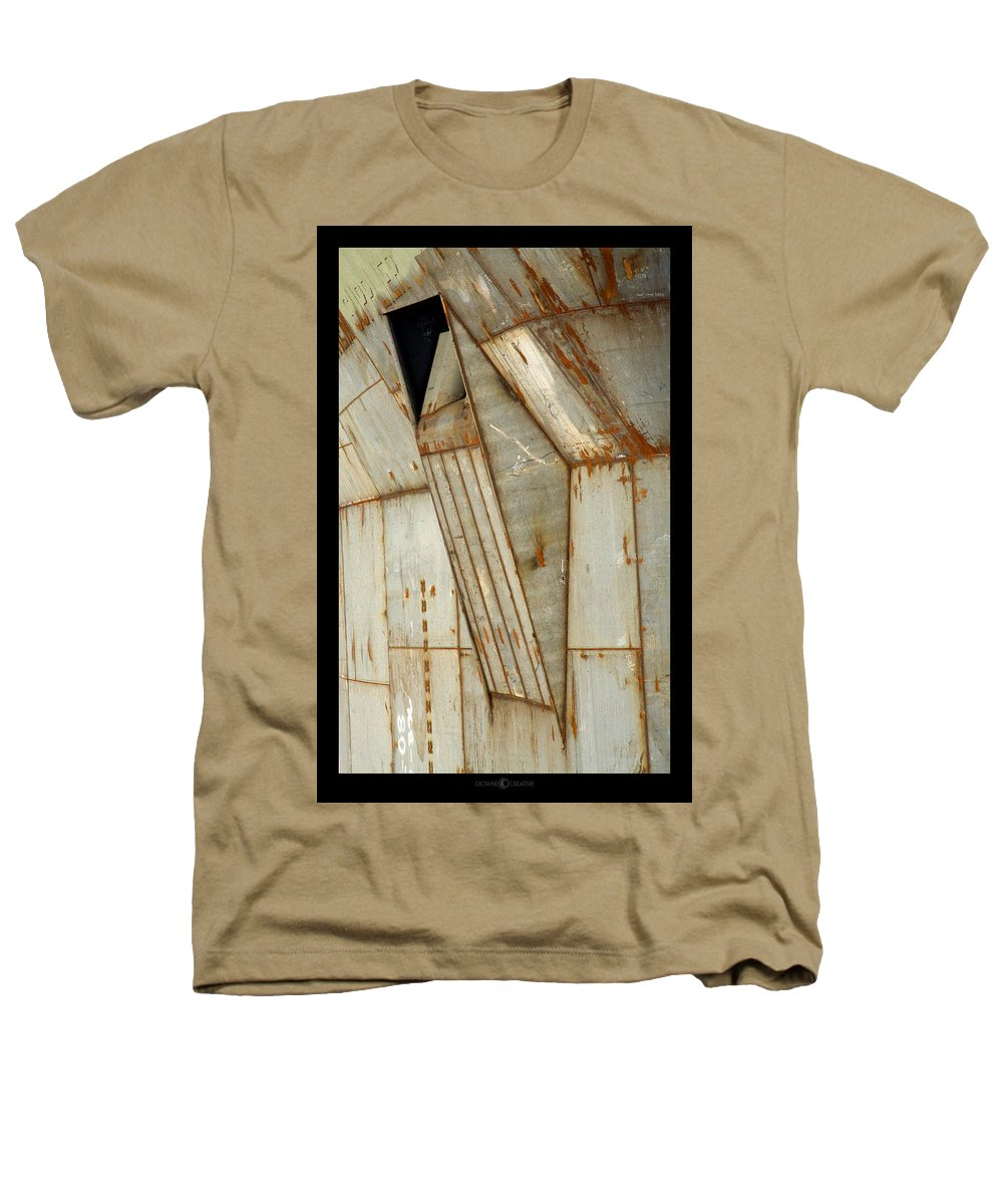 Hull Heathers T-Shirt featuring the photograph Hull Detail by Tim Nyberg