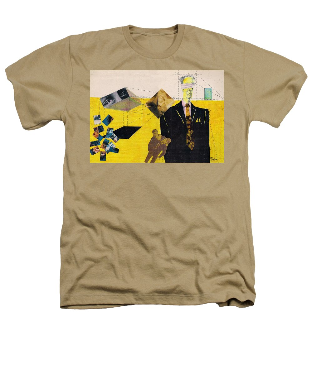 Idol Icon Conflict Lies Vicious Heathers T-Shirt featuring the mixed media Idolatry by Veronica Jackson