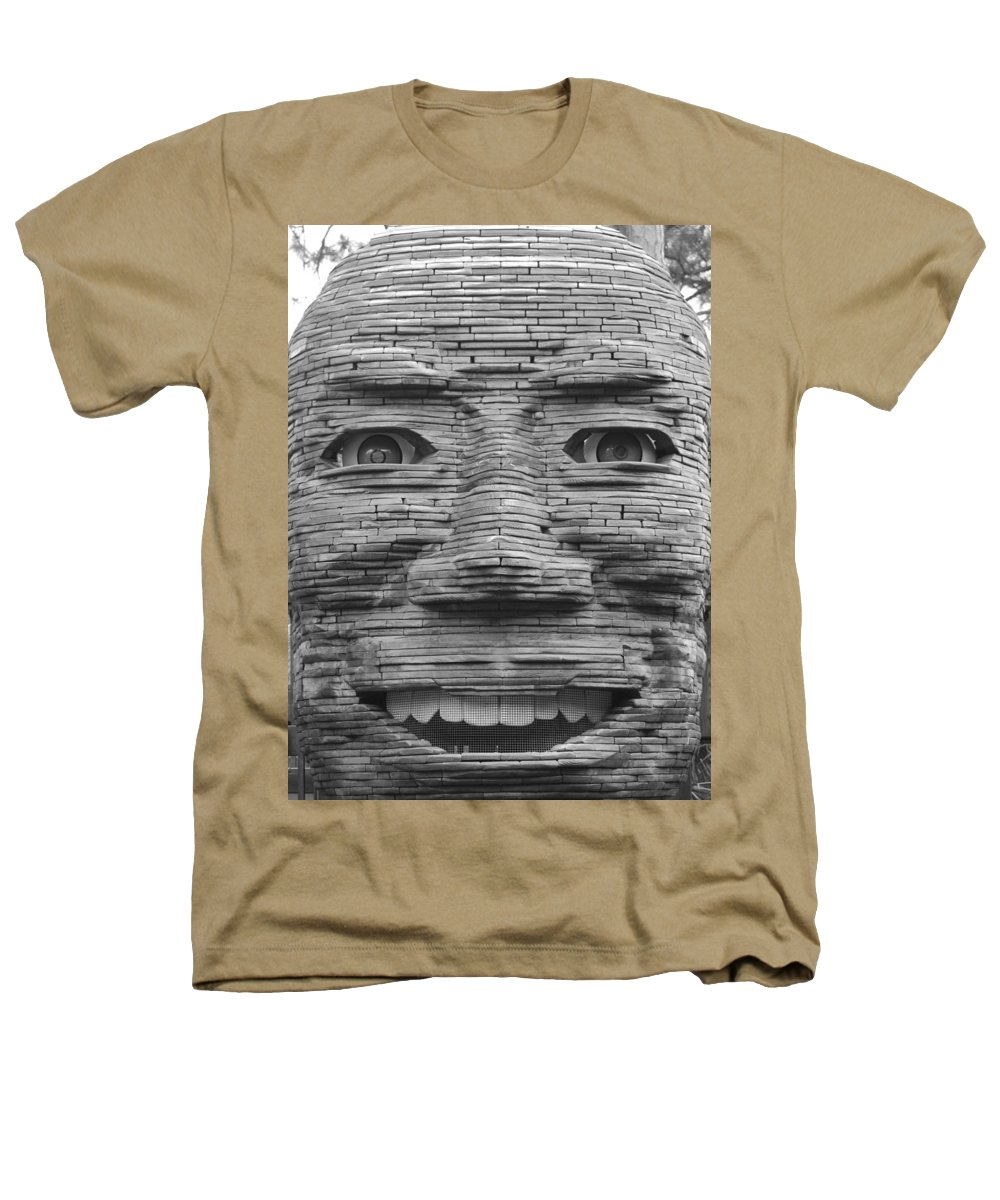 Architecture Heathers T-Shirt featuring the photograph In Your Face by Rob Hans