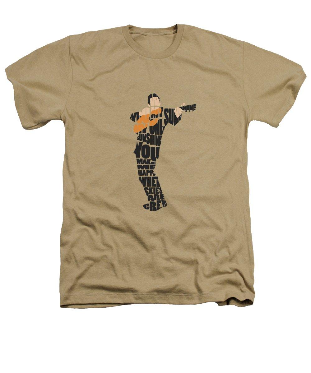 Johnny Cash Heathers T-Shirts