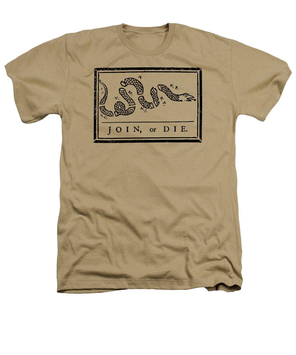 Garden Snake Heathers T-Shirts