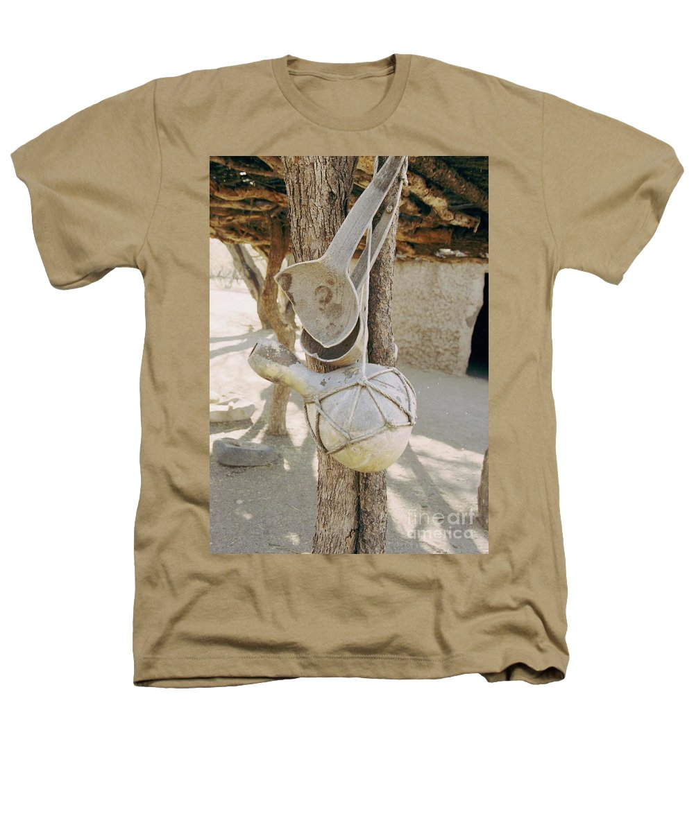 Tumacacori Heathers T-Shirt featuring the photograph Kitchen Utensils by Kathy McClure