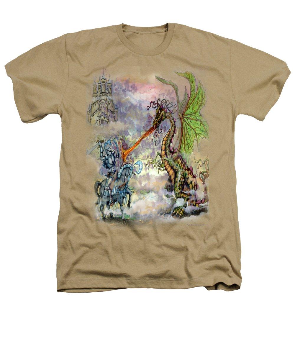 Fantasy Heathers T-Shirts