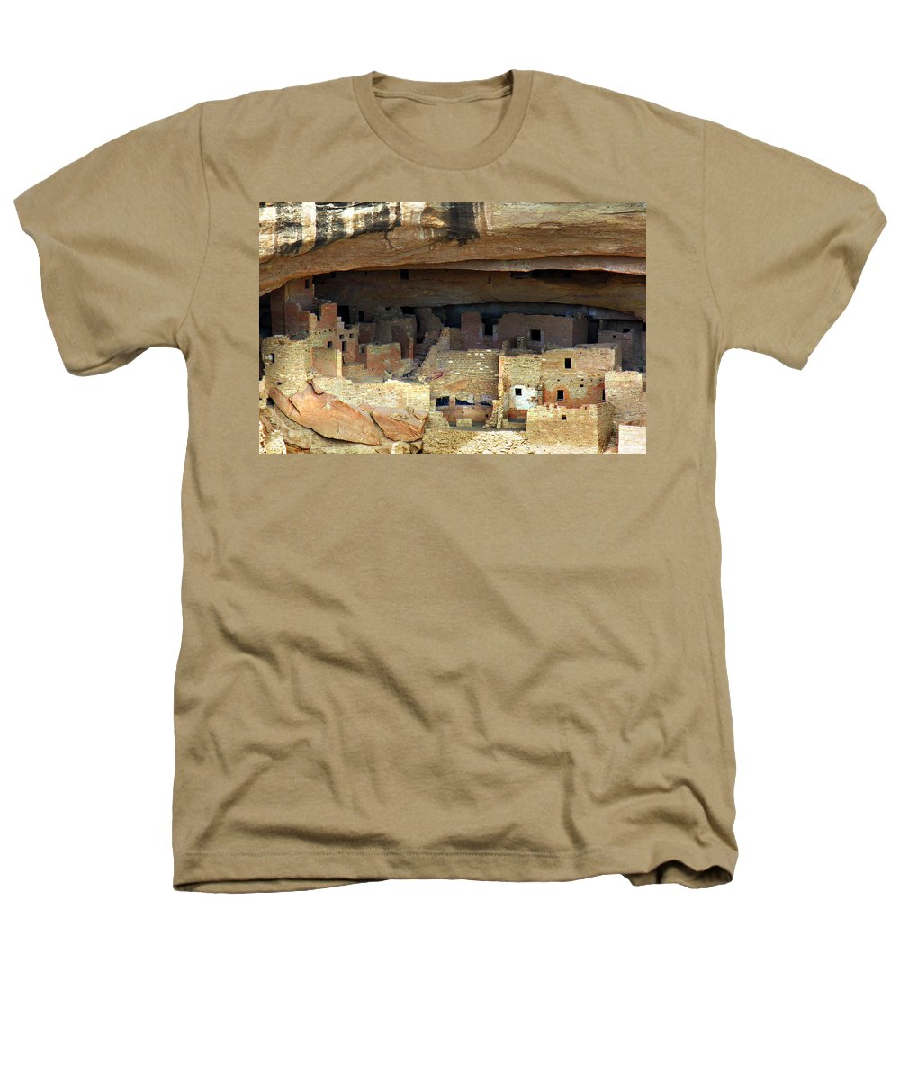 Americana Heathers T-Shirt featuring the photograph Mesa Verde by Marilyn Hunt