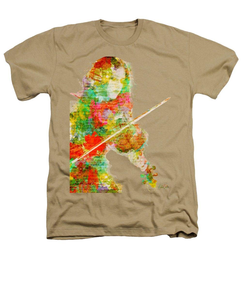 Violin Heathers T-Shirts