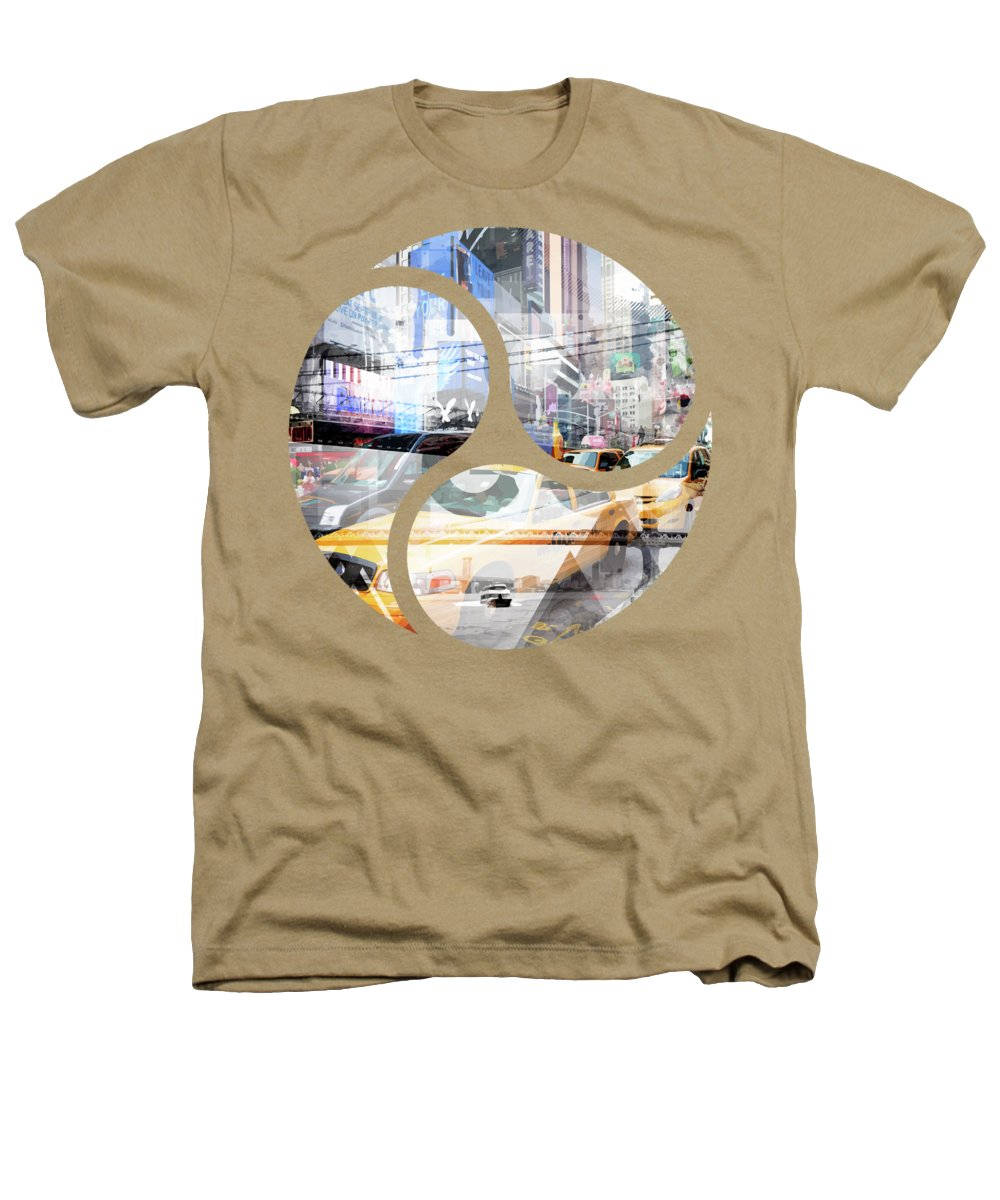 Brooklyn Bridge Heathers T-Shirts