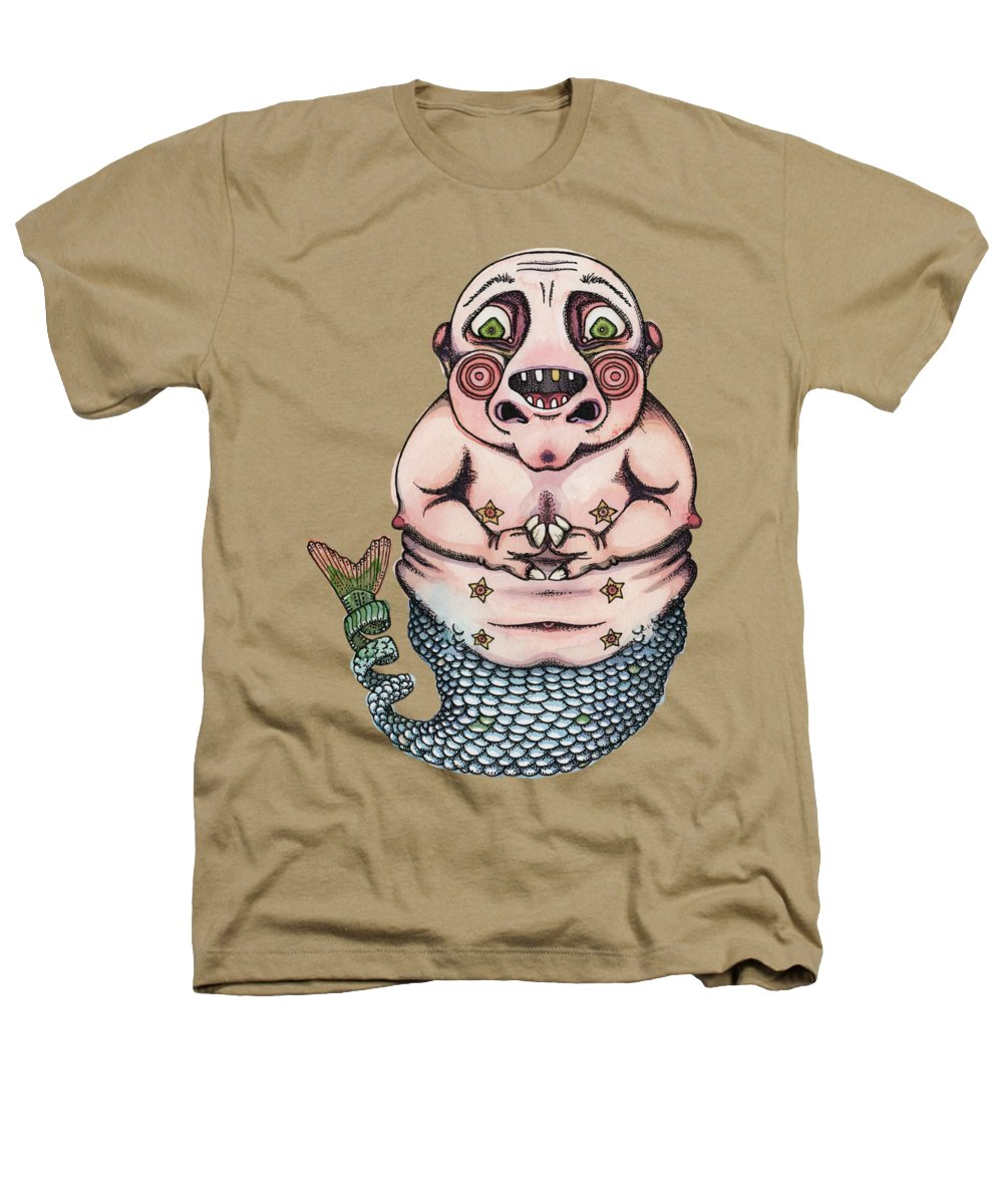 Trout Heathers T-Shirts