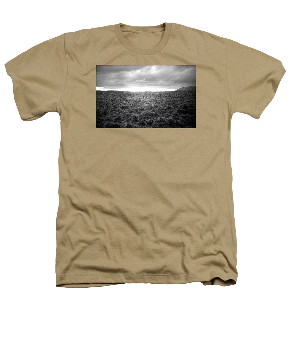 Landscape Heathers T-Shirt featuring the photograph Opening by Ted M Tubbs