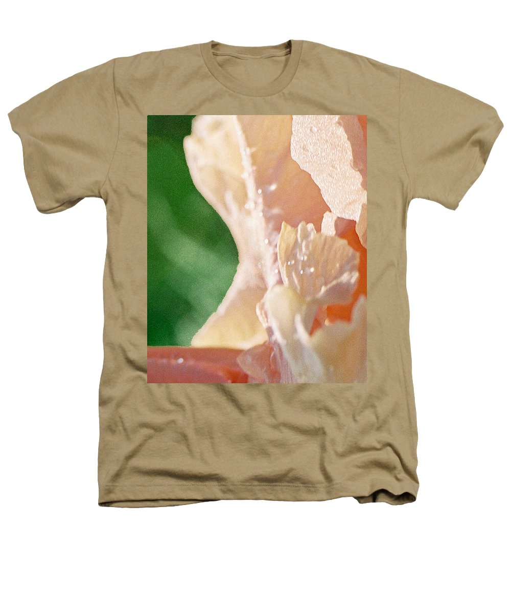 Abstract Heathers T-Shirt featuring the photograph panel two from Iris by Steve Karol
