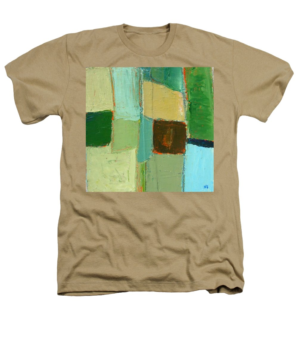 Heathers T-Shirt featuring the painting Peace 2 by Habib Ayat