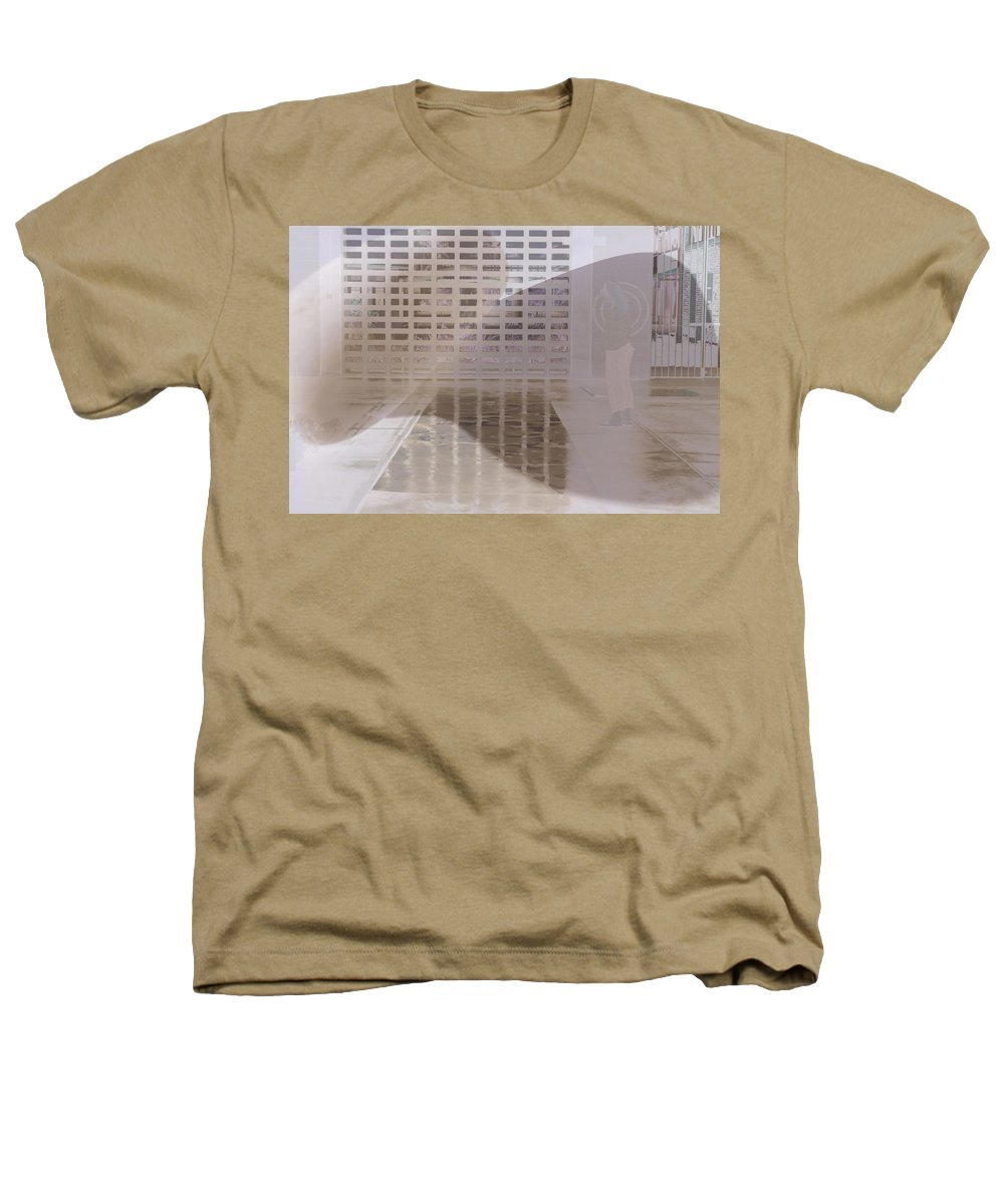Pondering Heathers T-Shirt featuring the photograph Pondering by Kerryn Madsen-Pietsch