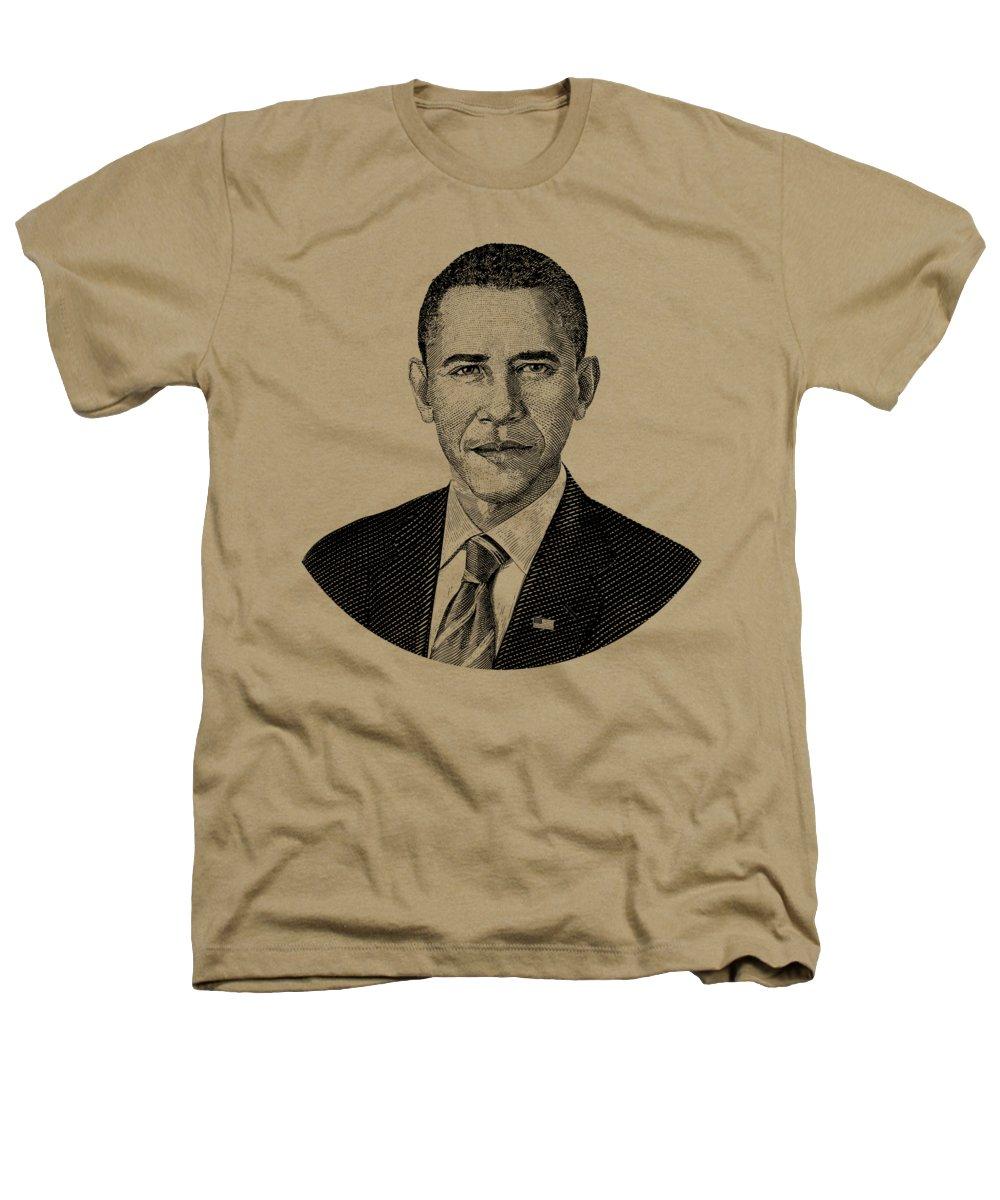 Barack Obama Heathers T-Shirts
