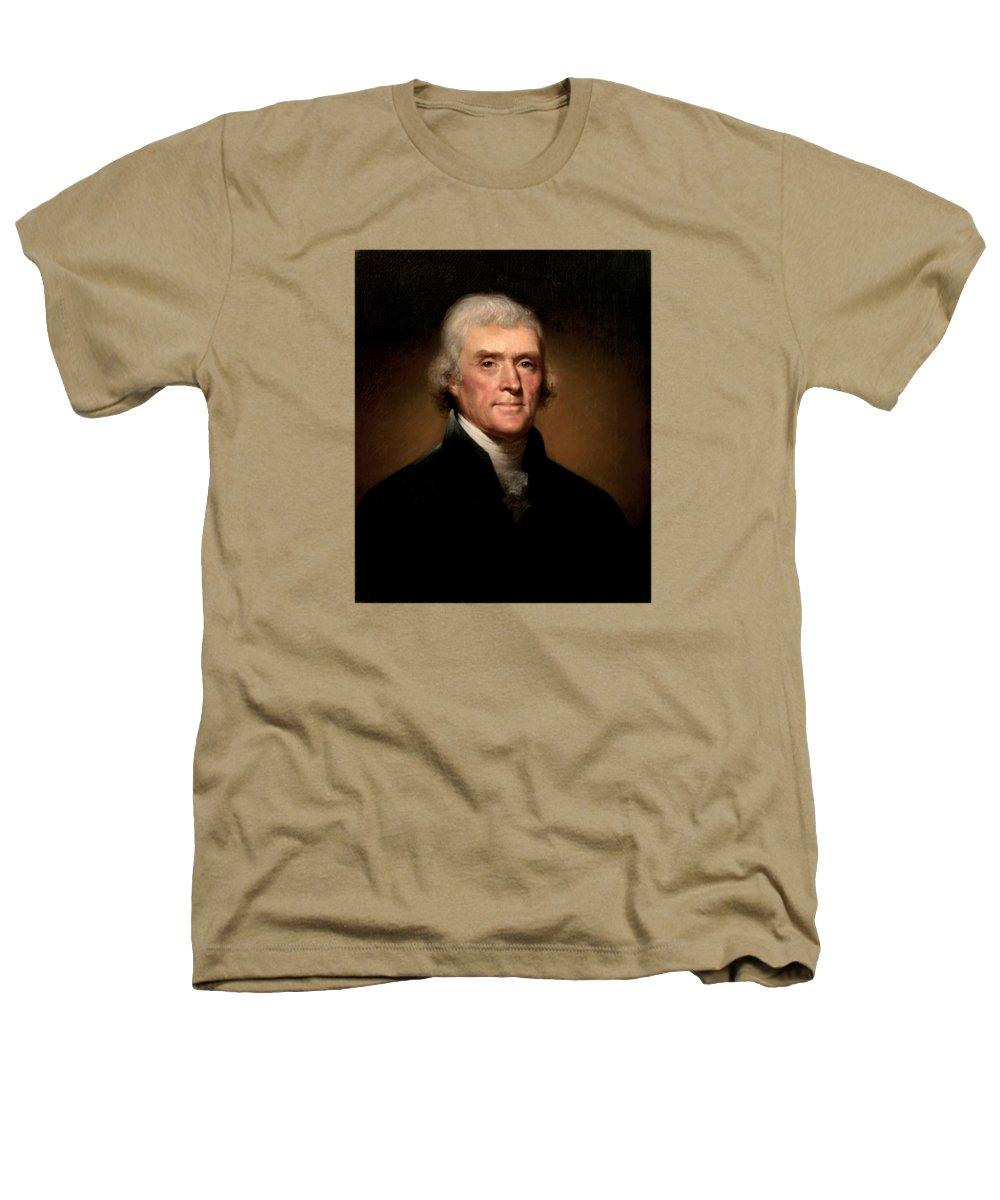 Thomas Jefferson Heathers T-Shirts