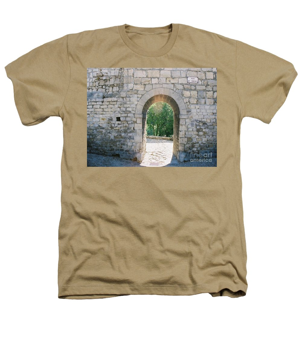 Promise Heathers T-Shirt featuring the photograph Promise by Nadine Rippelmeyer