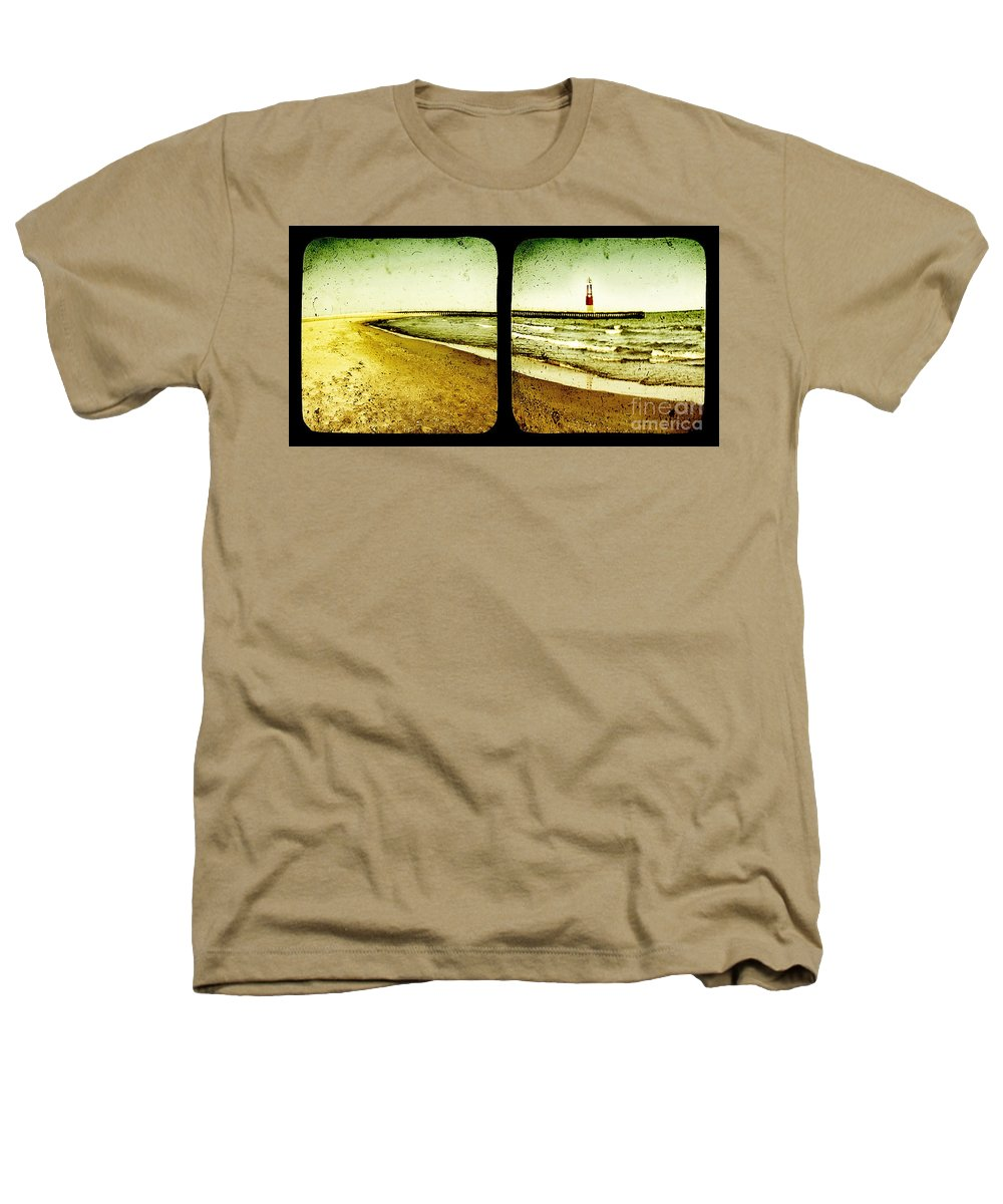 Ttv Heathers T-Shirt featuring the photograph Reaching For Your Hand by Dana DiPasquale