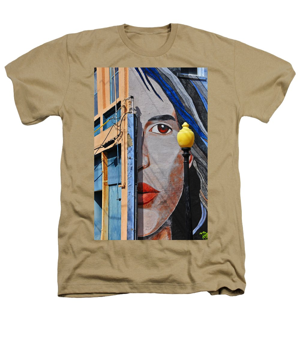 Skip Hunt Heathers T-Shirt featuring the photograph Redeye by Skip Hunt