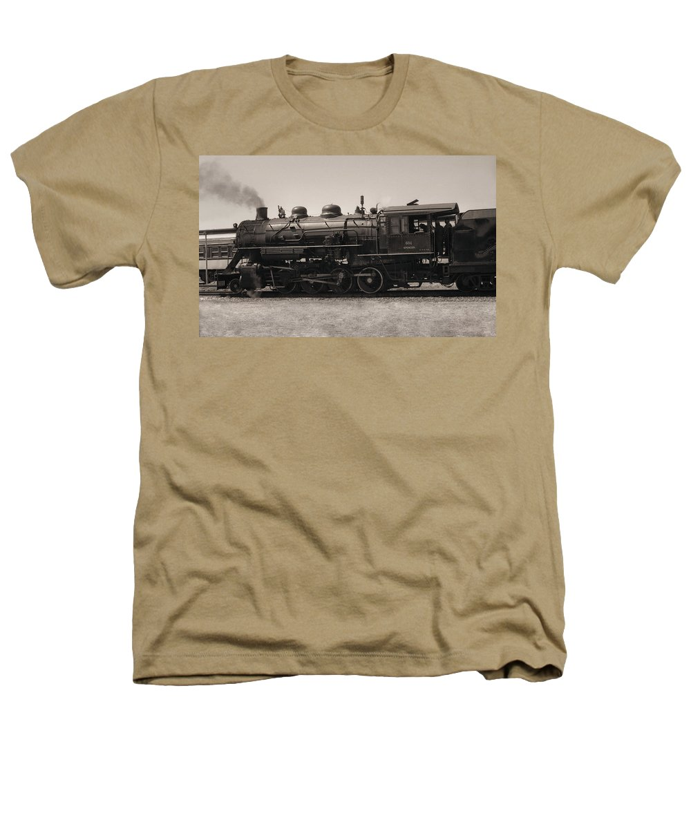 Americana Heathers T-Shirt featuring the photograph Reverse Throttle by Richard Rizzo