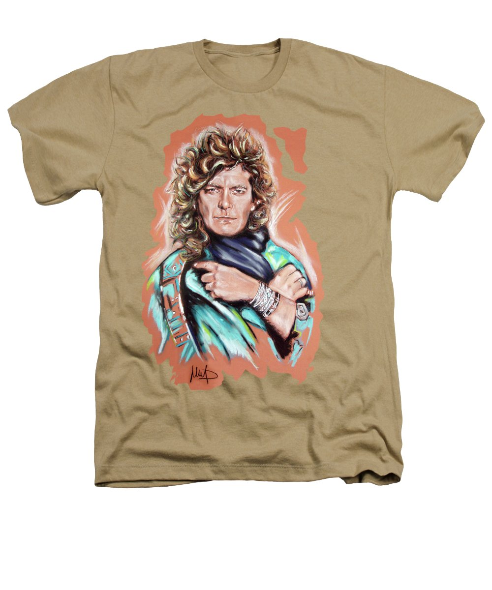 Robert Plant Heathers T-Shirts