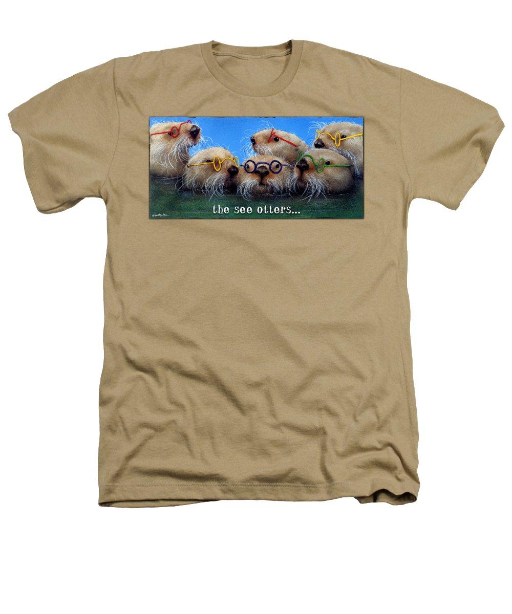 Otter Heathers T-Shirts