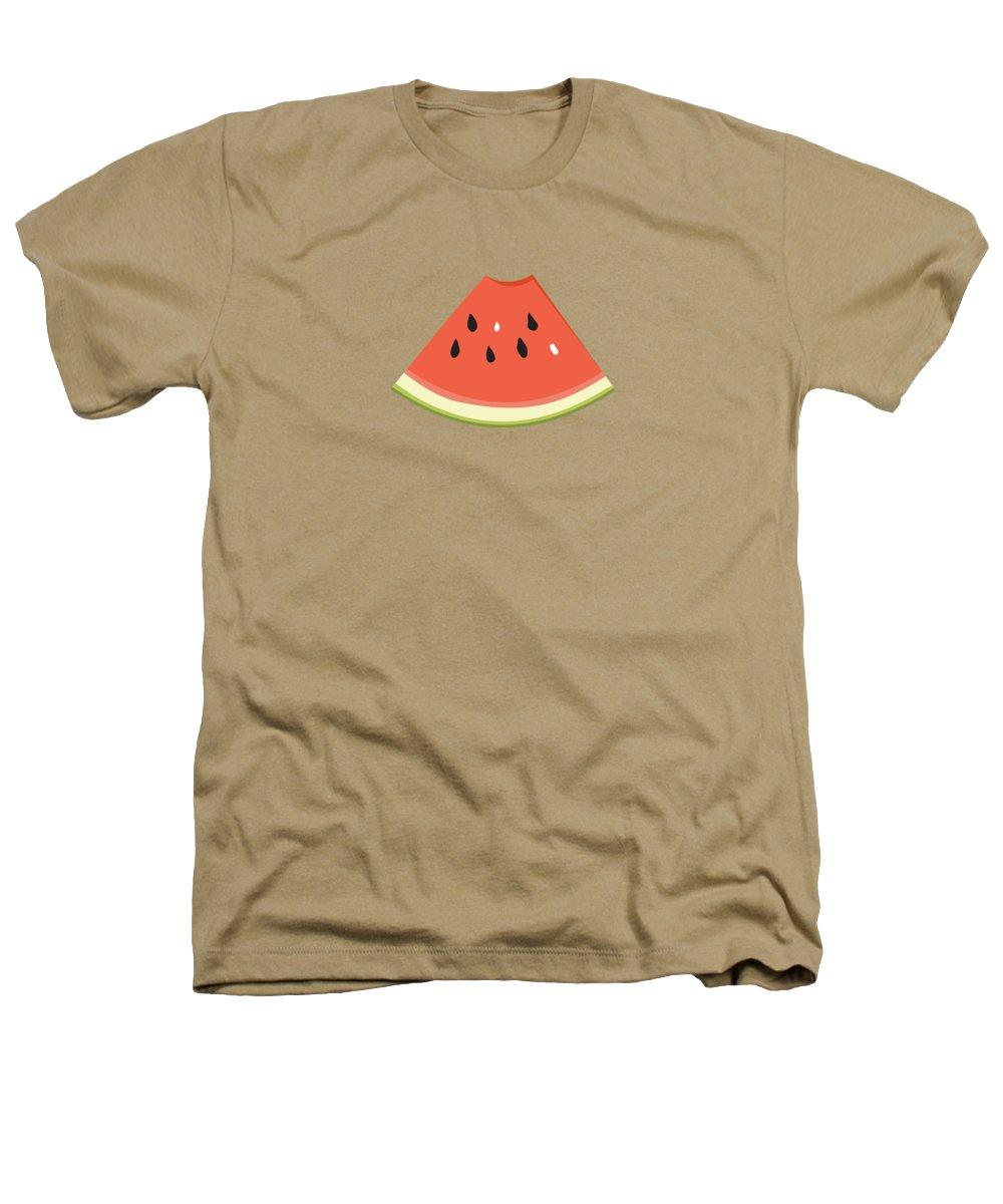 Watermelon Heathers T-Shirts