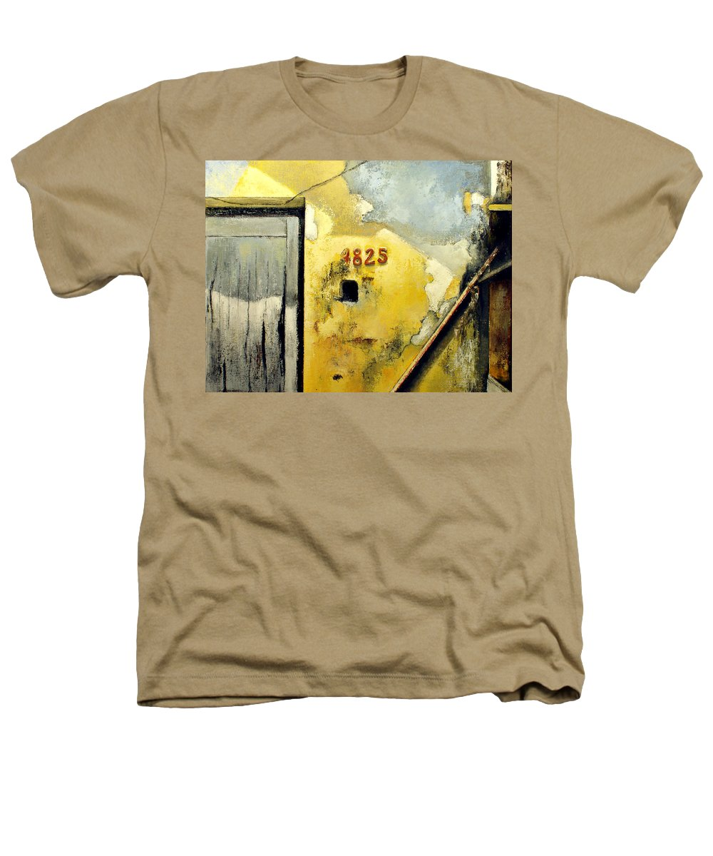 Havana Heathers T-Shirt featuring the painting Solana by Tomas Castano