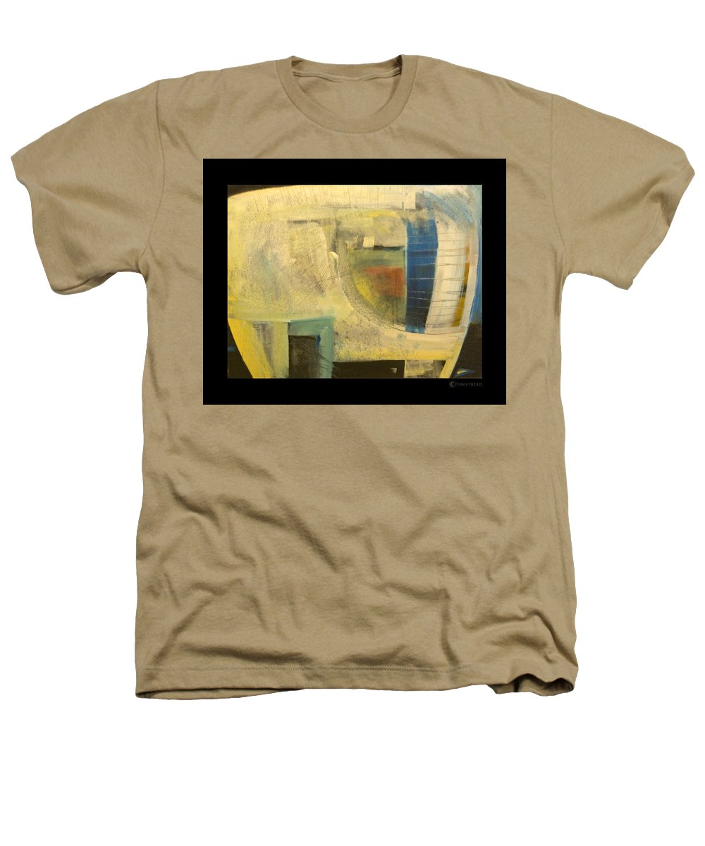 Dog Heathers T-Shirt featuring the painting Space Dog by Tim Nyberg