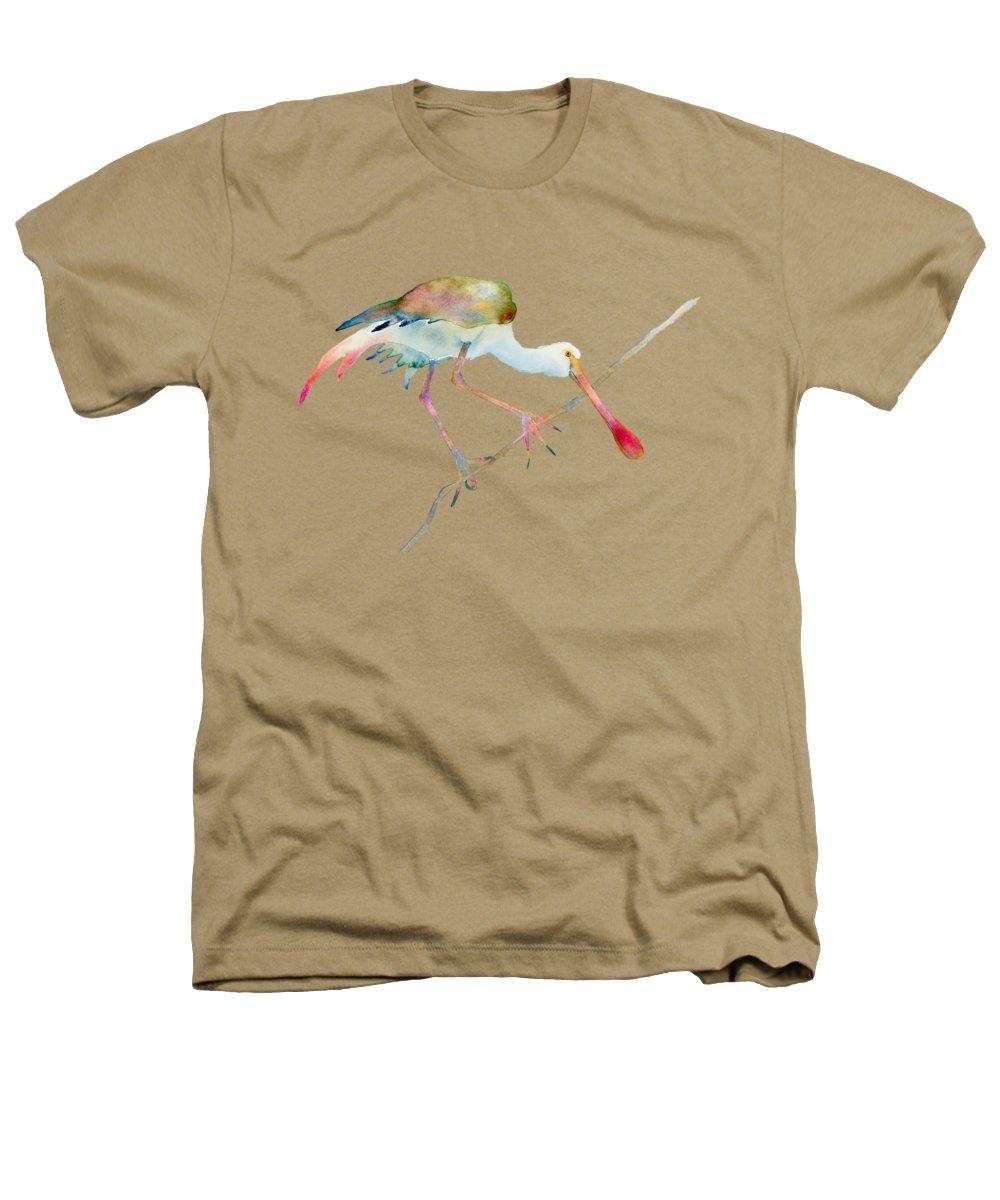 Spoonbill Heathers T-Shirts