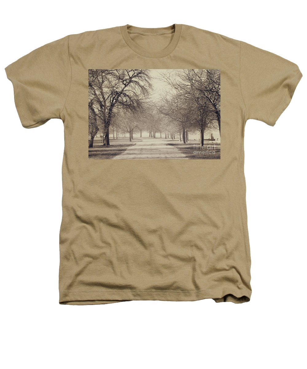 Trees Heathers T-Shirt featuring the photograph Stand Where I Stood by Dana DiPasquale