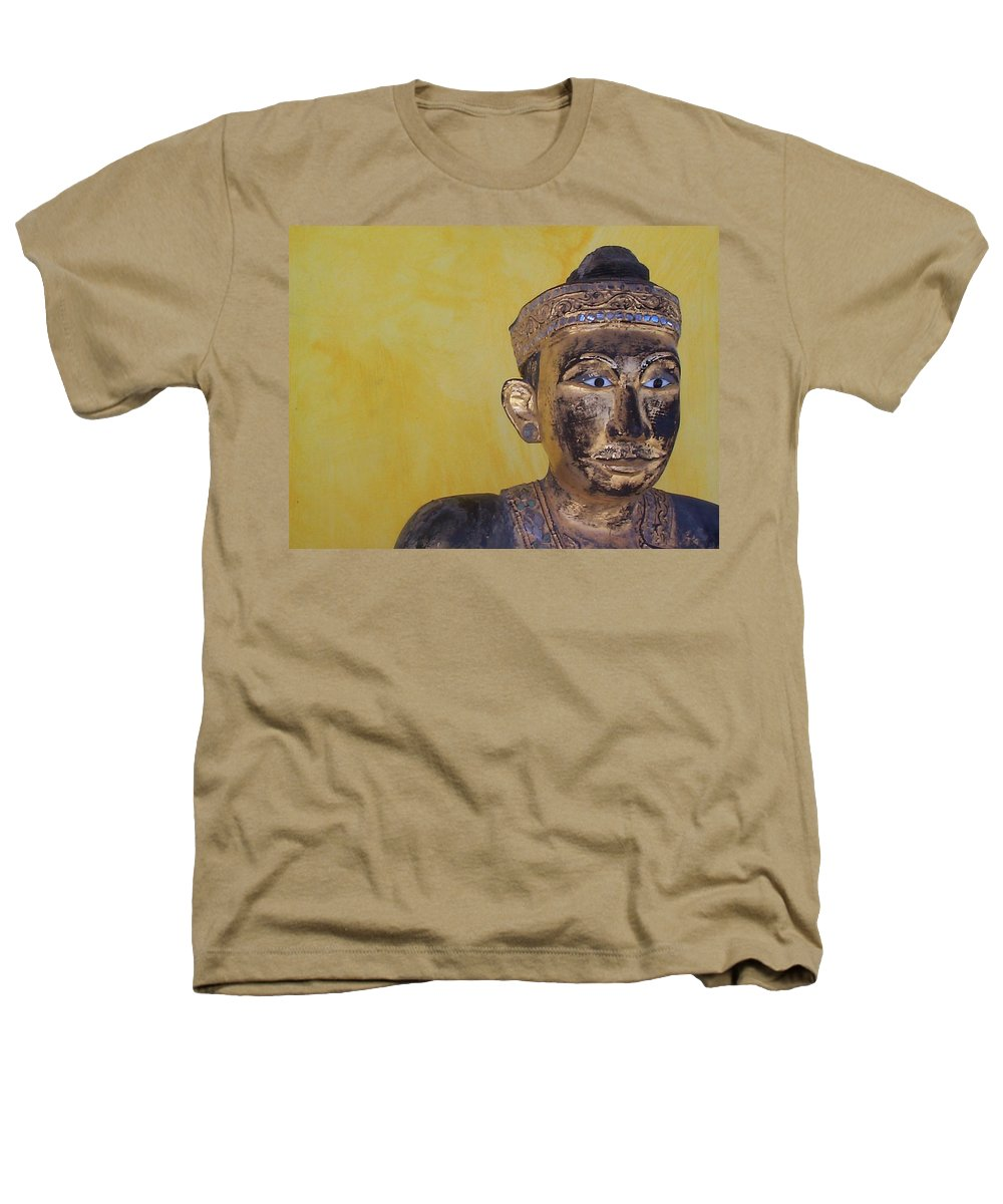 Charity Heathers T-Shirt featuring the photograph Statue by Mary-Lee Sanders