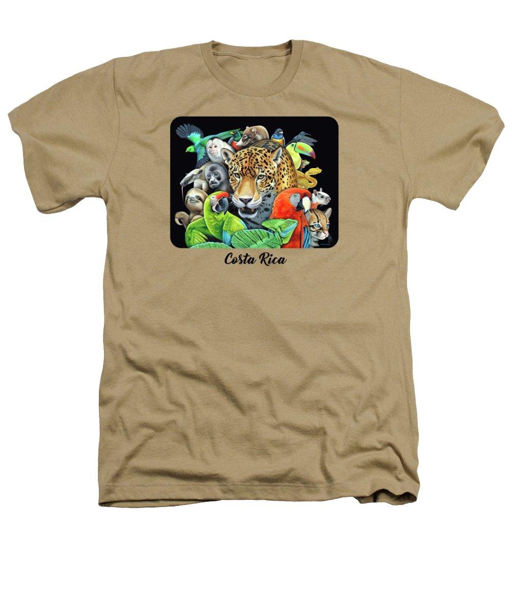 Macaw Heathers T-Shirts