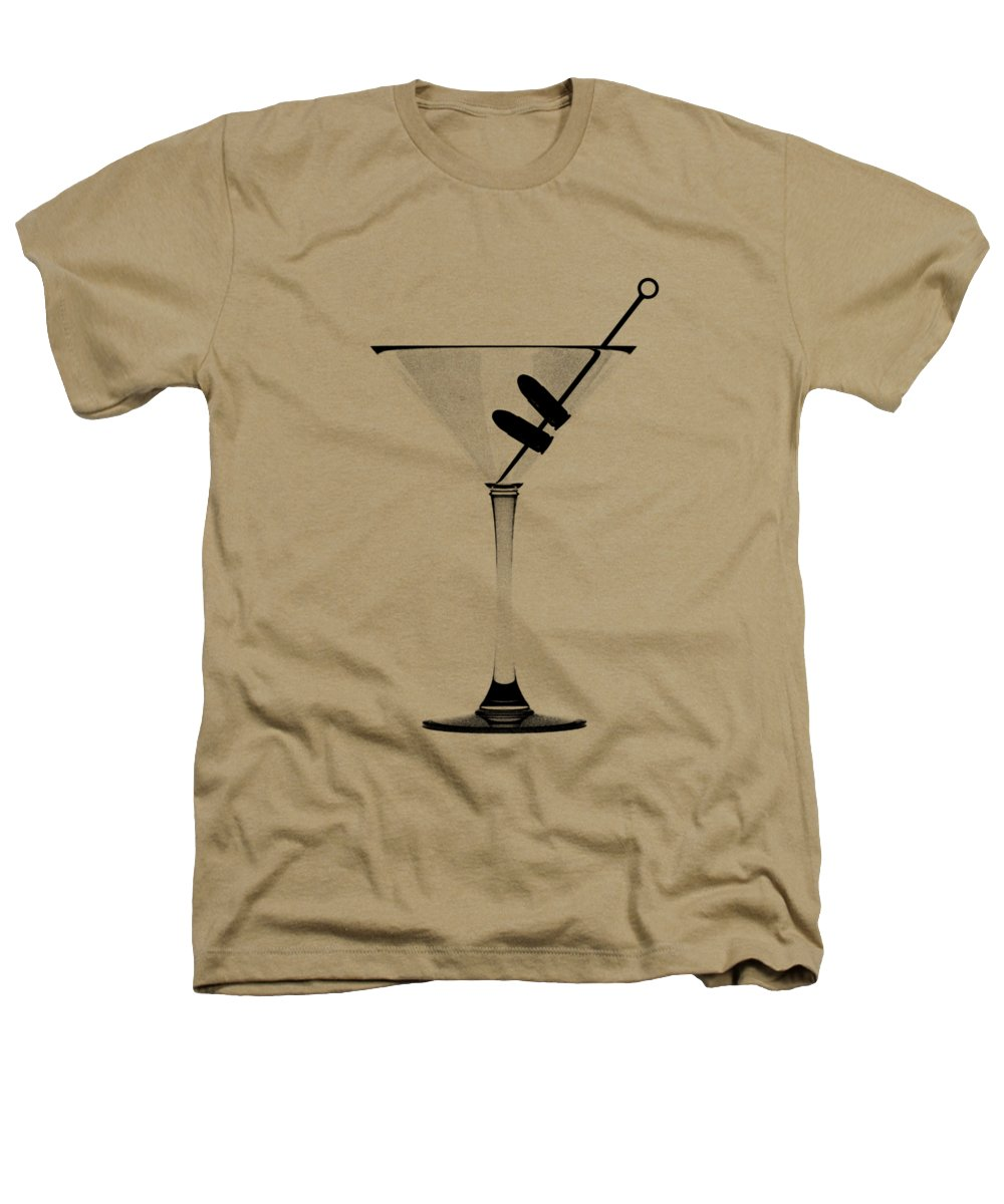 Martini Heathers T-Shirts
