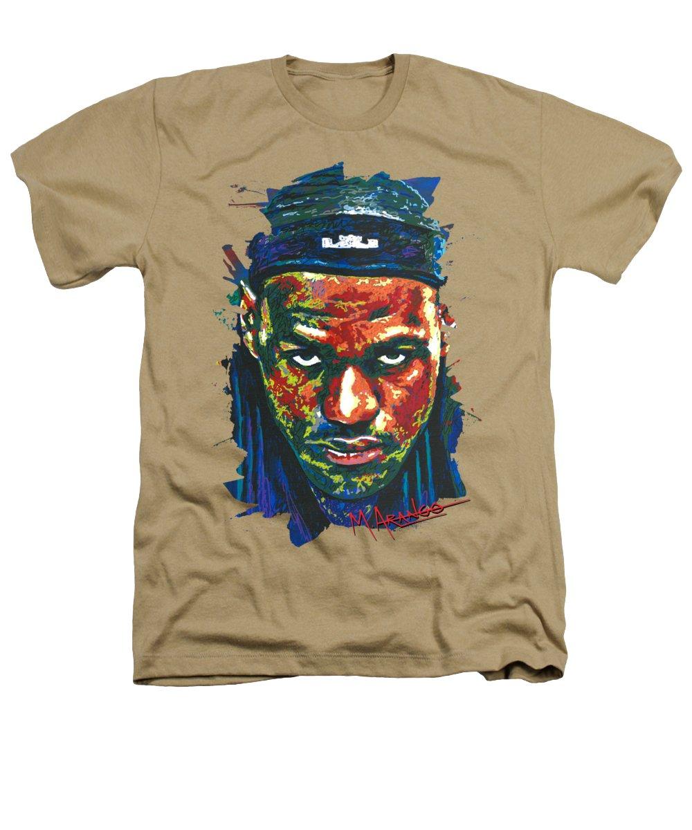 Lebron James Heathers T-Shirts