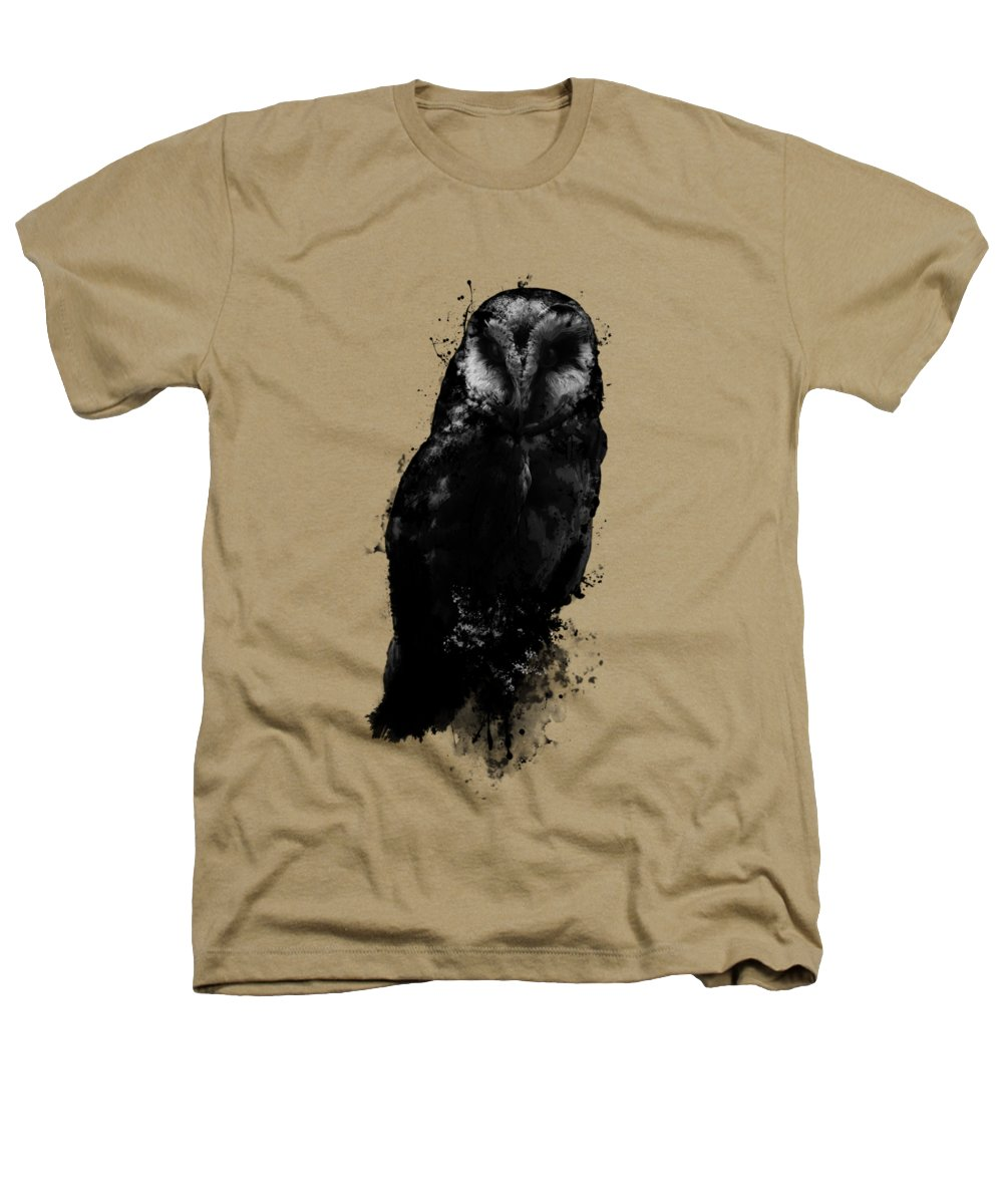 Owl Heathers T-Shirts