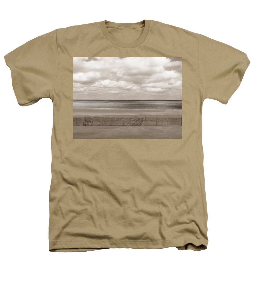 Ocean Heathers T-Shirt featuring the photograph The Perfect Sky Is Torn by Dana DiPasquale