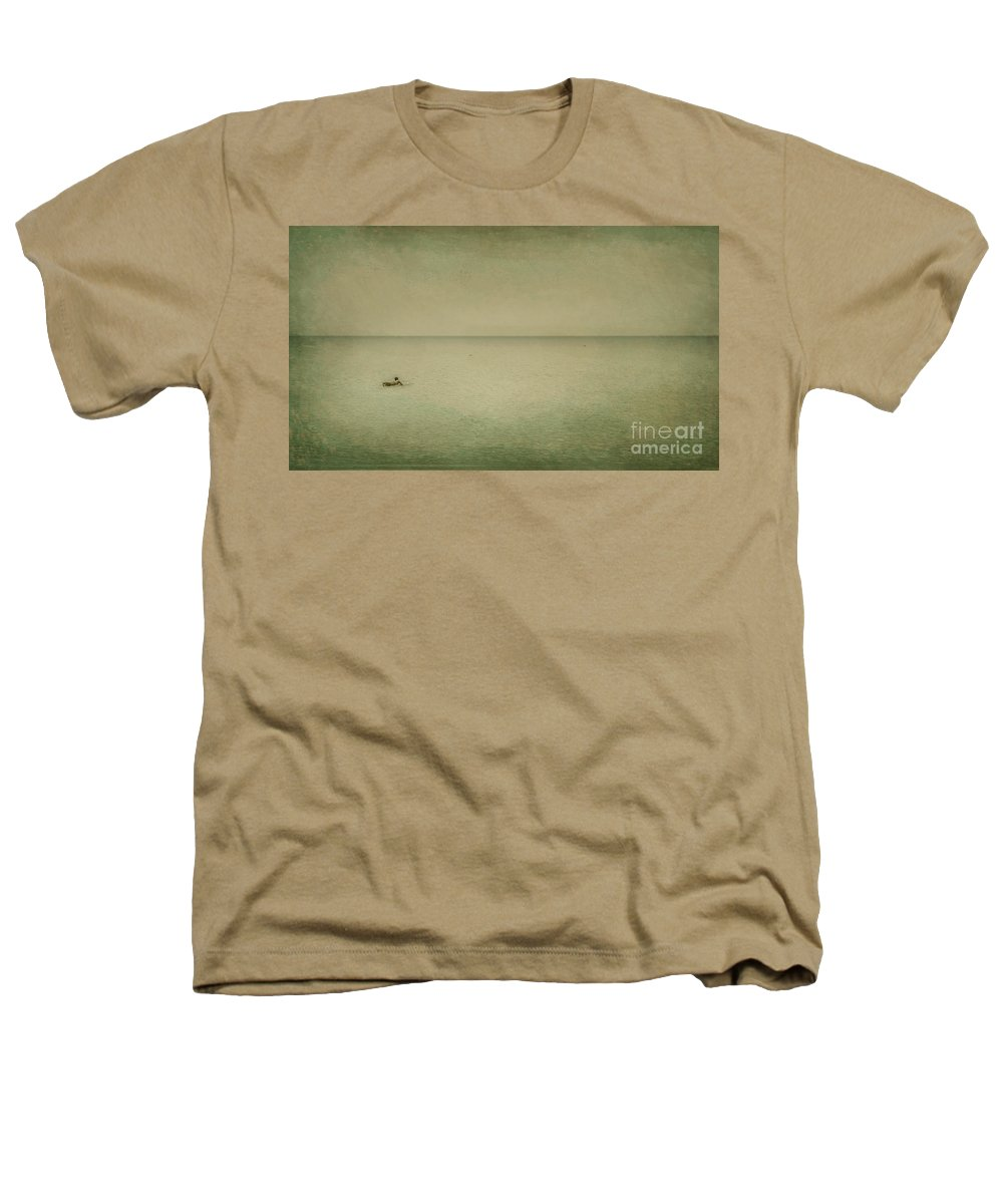Sea Heathers T-Shirt featuring the photograph The Recesses Of The Deep by Dana DiPasquale