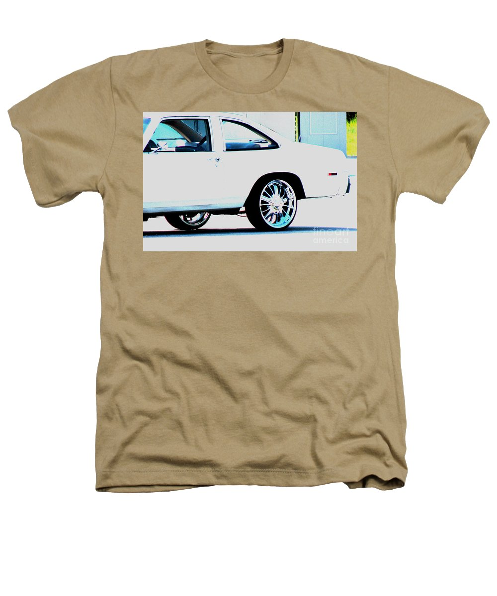 Car Heathers T-Shirt featuring the photograph The Ride by Amanda Barcon