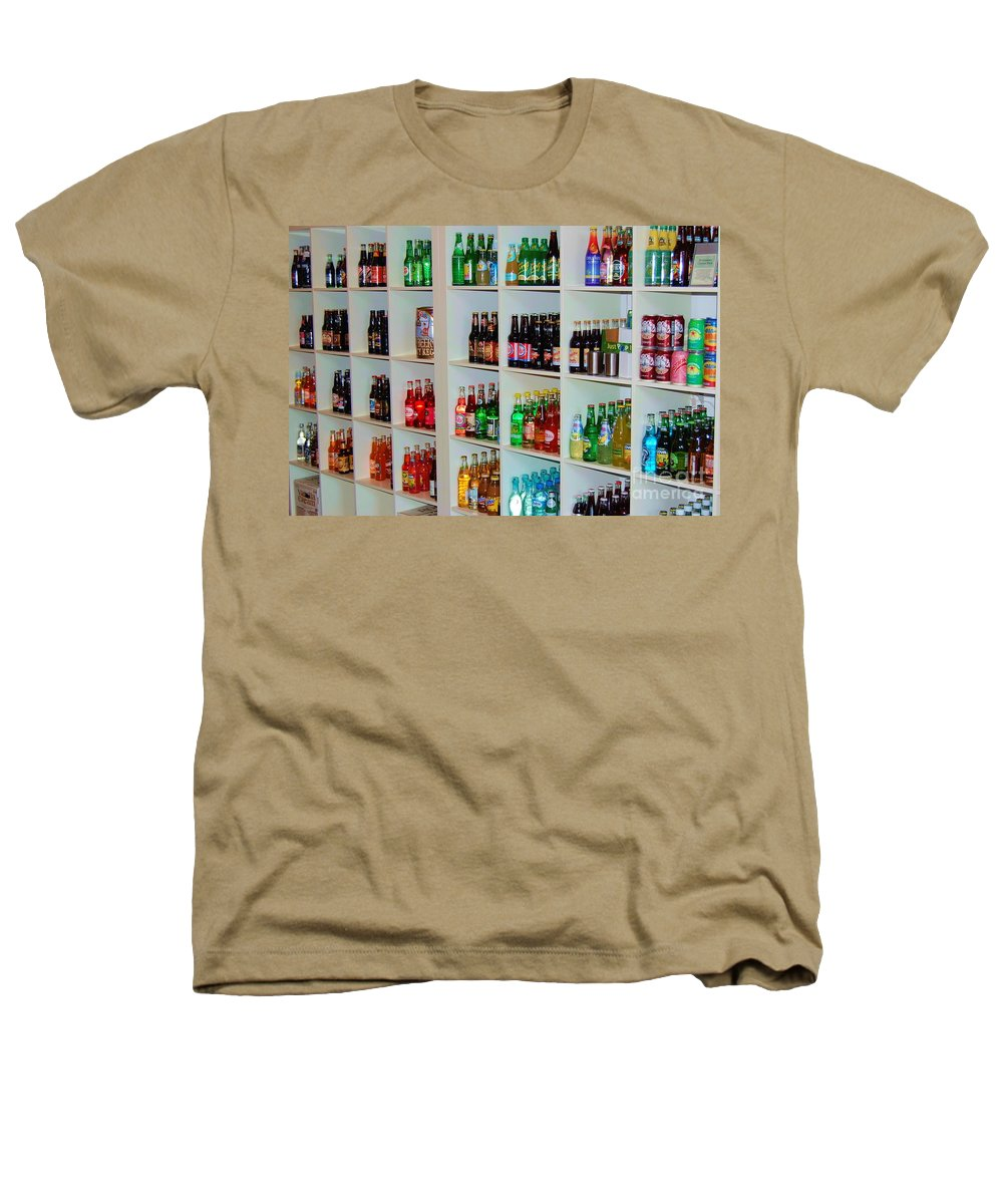 Soda Heathers T-Shirt featuring the photograph The Soda Gallery by Debbi Granruth