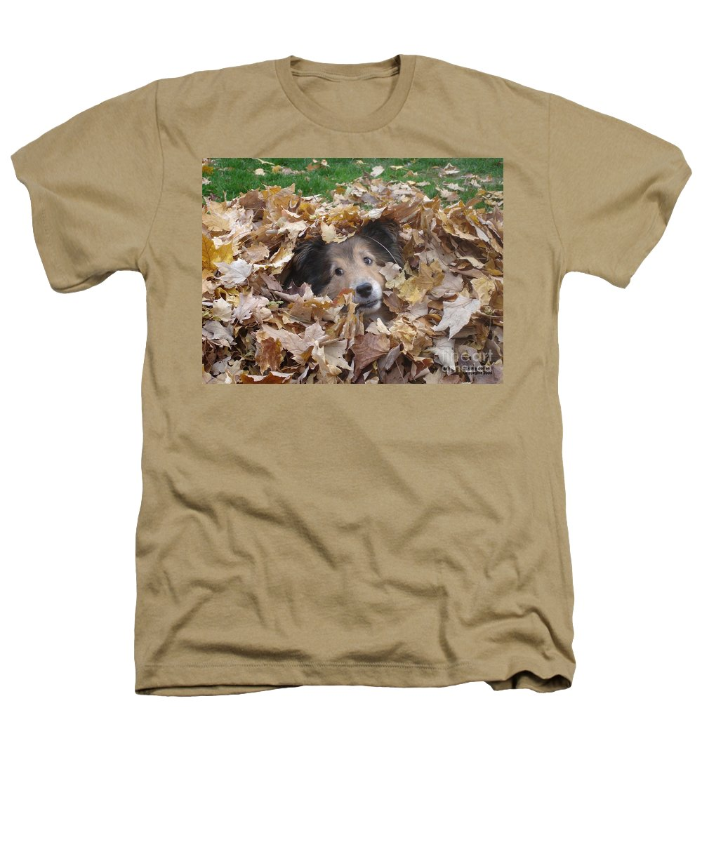 Dog Heathers T-Shirt featuring the photograph Those Eyes by Shelley Jones
