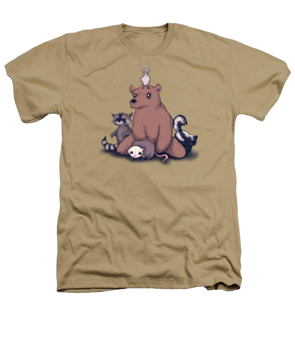Pigeon Heathers T-Shirts