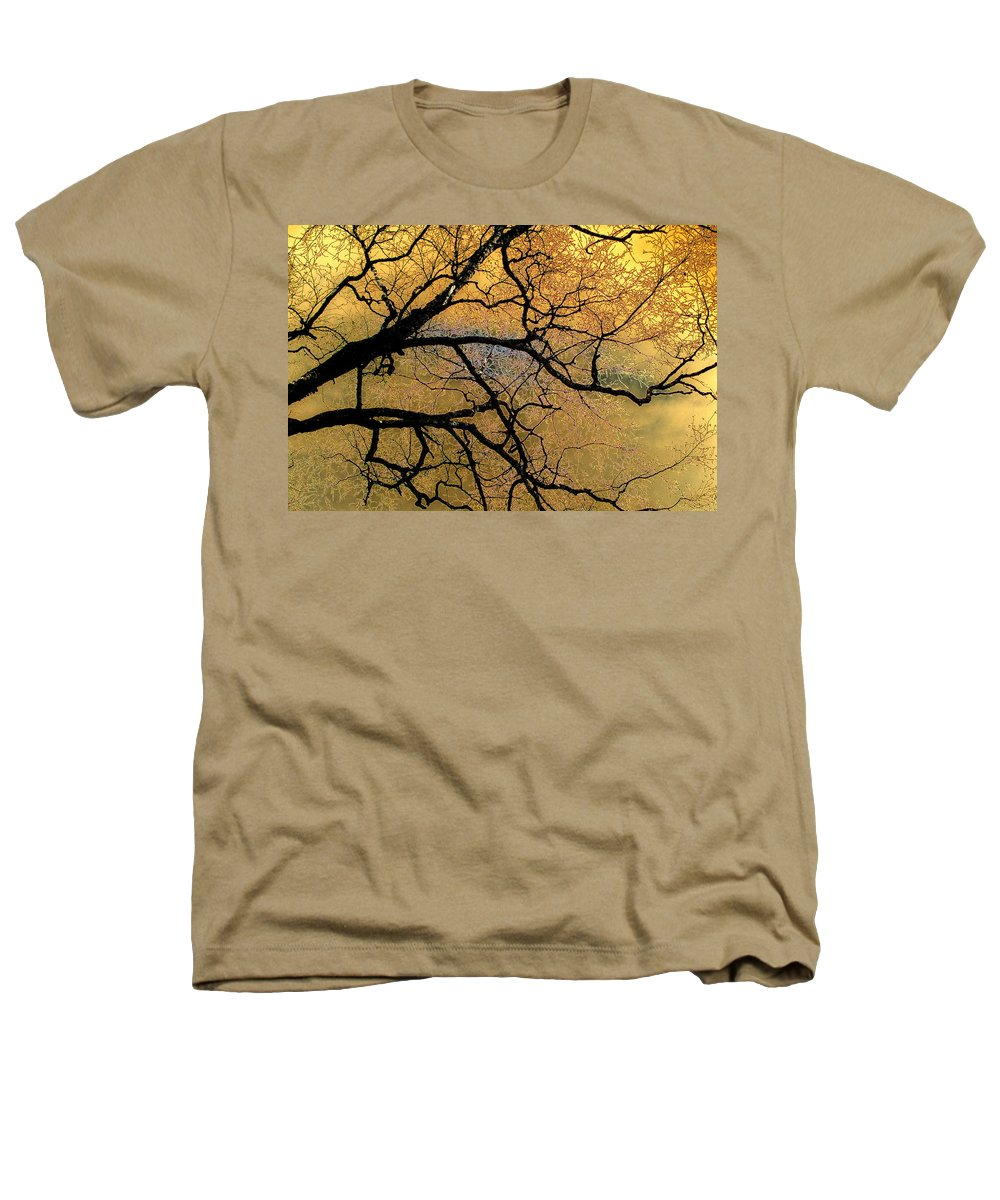 Scenic Heathers T-Shirt featuring the photograph Tree Fantasy 7 by Lee Santa